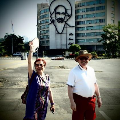 Devrim Meydanı, Küba