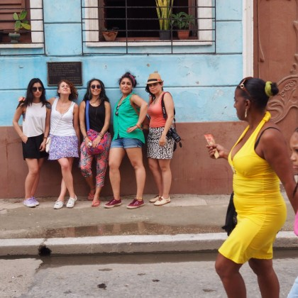 Küba'da Fenomen Pozlar