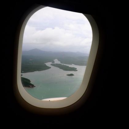 Phuket'e inerken