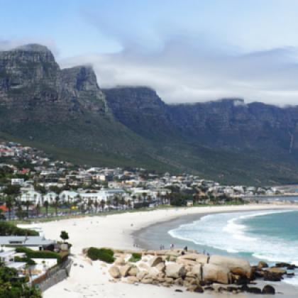 Cape Town'un Harikaları